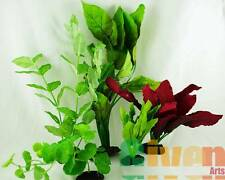 Aquarium Plants for Plastic Tank Silk COMBO 3