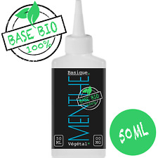 E-liquide Bio* Menthe 50%MPVG|50%VG 50ml Cigarette électronique 🔥PRIX PROMO 🔥