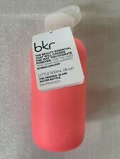 NEW BKR The Original Glass Water Bottle Travel Workout 16 oz   HOT PINK 😍