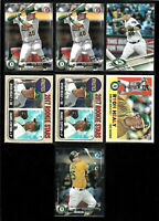 2017 Topps RYON HEALY rookie LOT rc archives heritage bowman chrome a's kbo