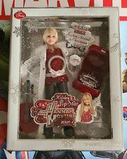 Hannah Montana Holiday Singing Doll 2008