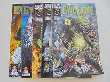 Evil Ernie Nr.4-8 Chaos Comic