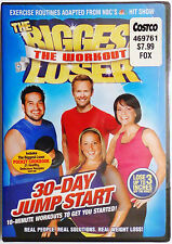 The Biggest Loser (The Workout) 30-Day Jump Start DVD New / Sealed 2009