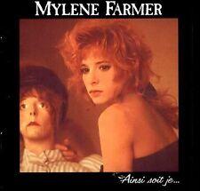 Mylene Farmer Ainsi soit je.. [CD]