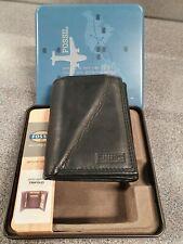 Mens Fossil Wallet