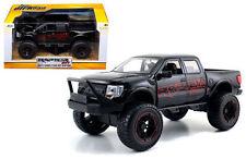 Jada 1:24 2011 Ford F-150 SVT Raptor (Black w/ Red) Off-Road Pickup Truck 97480