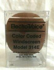 Electro Voice EV 314E Microphone Mic Foam Windscreen Pop Filter 635A D054 RE10