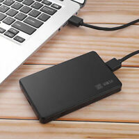 USB 3.0 1TB SATA External Mobile Hard Drive 2.5inch HDD SSD Disk For PC Laptop 1