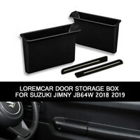 For Suzuki Jimny JB64 JB74 2019 Car Accessories Car Door Storage Box - 2pcs