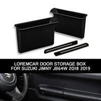 For Suzuki Jimny JB64 JB74 2019 Car Accessories Car Door Storage Box - 2pcs