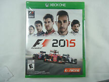 F1 2015 (Microsoft Xbox One, 2015) NEW & Factory Sealed
