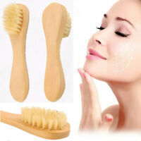 Tool Scrubber Massager Bristle Brush Face Clean Exfoliator Facial Cleansing