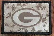 Camo Georgia Bulldogs Football Morale Patch Tactical Military Army Flag Badge