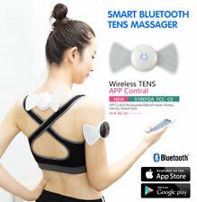 Wireless Smart TENS Massager OTC Bluetooth Electronic Pulse Machine Pain Relief