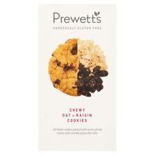 Prewett's Gluten Free Chewy Oat & Raisin Cookies 150g (Pack of 6)