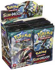 POKEMON TGC: Sun & Moon Guardians Rising Booster Box Factory Sealed 36 Packs