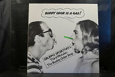 The Buddy Odor Stop ‎– Buddy Odor Is A Gas!