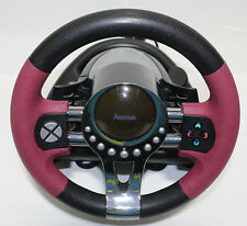 Racing Wheel Thunder V5 Lenkrad für PlayStation 3 / PC,Gas-Bremspedal (RW88LP11)