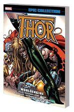 THOR: WORLDENGINE TPB Marvel Comics Epic Collection #23 TP