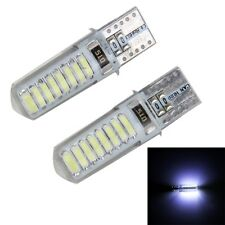 2PCS T10 3W 150LM 5500K 16 SMD-4014 LEDs Canbus Car Clearance Lights Lamp, DC 12