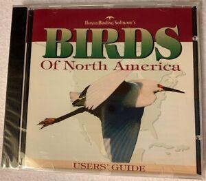 Thayer Birding Software's Birds of North America NEW SEALED CD Win 95/98 v. 2.5?