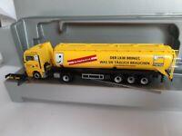 MAN TGX XLX   WOLFSGRUBER Logistik Gmbh 4802 Ebensee Österreich 60m² SILO 914581
