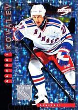 1997-98 Score New York Rangers Platinum #7 Alexei Kovalev