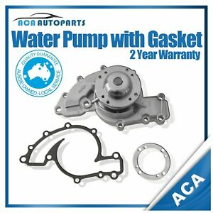 For Holden Commodore Water Pump V6  VN VP VR 88-7/04 VS VT VU VX VY 3.8L+Gasket