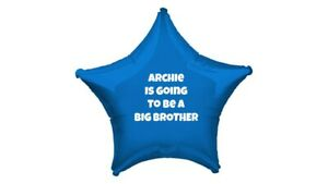 Big Brother Balloon Pregnancy Announcement Guess Who's Going To Be A Big Brother