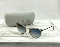 Warby Parker Lindley 3666 Womens Sunglasses Translucent Frame Gradient 52▯19-140