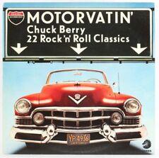 Chuck Berry, Motorvatin'  Vinyl Record *USED*