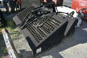 ROCK HOUND FOR SKID STEER