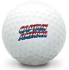3 Dozen Taylor Made Tour Preferred Mint Captain America Letters Logo Golf Balls