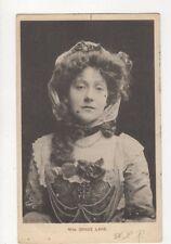 Grace Lane Actress 1904 Postcard 476a