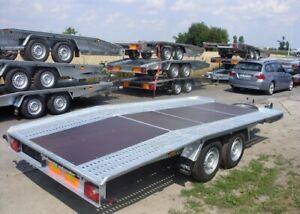 Boro JUPITER 15ft CAR TRAILER Transporter