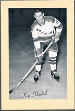 1944-63 Beehive Hockey Premium Photo Group 2 New York Rangers #360 Ken Schinkel