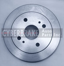 Fits 1985-1987 Toyota Cressida Front Drill Slot Brake Rotors+Ceramic Pads