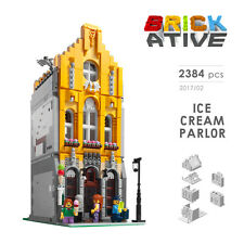 Lego Custom Modular Building ** ICP ** INSTRUCTIONS ONLY! instruction