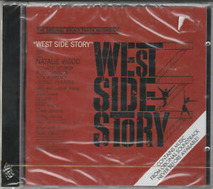 West Side Story OST Factory Sealed BRAND NEW CD Free 1st Class UK P&P