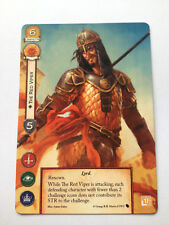 A Game of Thrones LCG Die rote Viper / The Red Viper Promo Oberyn's Revenge