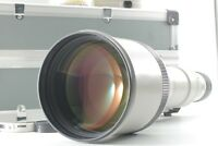 RARE!!【N MINT+++ in Case】Canon New FD NFD 600mm F4.5 Lens w/Hood From JAPAN 1118
