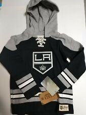 "NHL Los Angeles Kings Boys Outerstuff ""Legendary"" Hoodie, Team Color Youth Large"