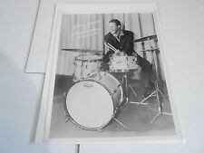 #925 VINTAGE 8x10 MUSICIAN PHOTO - LOUIS HAYES - CANNONBALL ADDERLEY