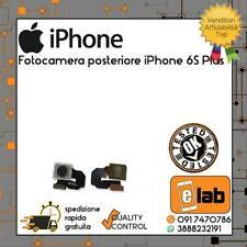 FOTOCAMERA POSTERIORE BACK CAMERA PER APPLE IPHONE 6S PLUS 12 MPX FLEX FLAT