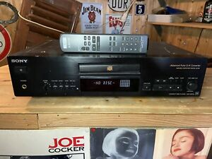 Sony CDP XB-720 QS mit Fernbedienung CD PLAYER
