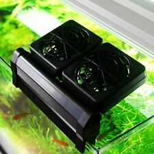 Aquarium Cooling Fan Fish Tank Cold Wind Chiller Temperature Control 100-240V