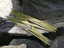 "One Knife Making Pure Brass Rod 1/16"" rod Brass Knife Pin"