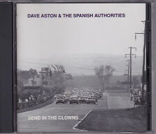 Dave Aston & The Spanish Authorities - Send In The Clowns - CD LAP002)