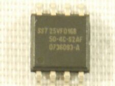 5x NEW SST 25VF016B SOP8 8pin BIOS chipset  *ship from US*