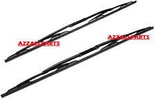 For Land Range Rover 2.7 3.0 3.6 4.2 4.4 03 04 05 06 07 Front Wiper Blades Set